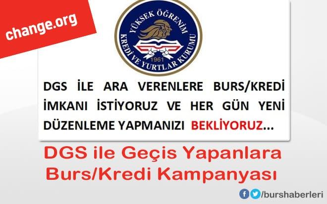 DGS-burs-kampanyasi