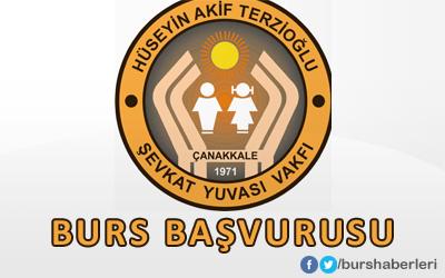 Huseyin-Akif-Terzioglu-Sevkat-Yuvasi-Vakfi-Burs
