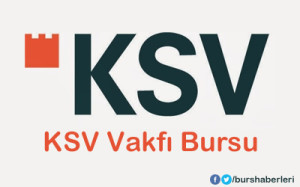 KSV Vakfı Bursu