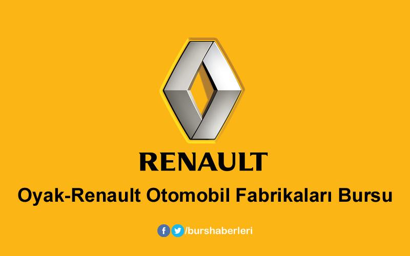 Oyak-RenaultOtomobil-Fabrikalari-Bursu