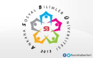 Ankara Sosyal Bilimler Üniversitesi Bursları