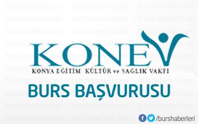 konev-bursu