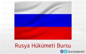 Rusya Hükümeti Burs Başvuruları Başladı!