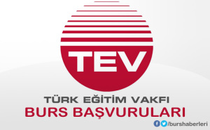 TEV Yüksek Lisans Bursu