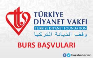 Türkiye Diyanet Vakfı Burs Başvuruları