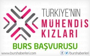 """""""Türkiye'nin Mühendis Kızları"""" Burs Programı Başvuruları Başladı!"""