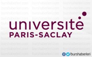 Fransa Paris-Saclay Üniversitesi Yüksek Lisans Burs Başvurusu