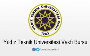 Yıldız Teknik Üniversitesi Vakfı Bursu